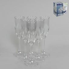 H8161 Набор бокалов для шампанского 170 мл. 6 шт.