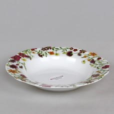 DM9362 Тарелка суповая 24 см MEADOW -
