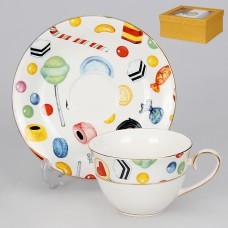 IM52-2100 Набор чайный 2 предмета 220 мл.