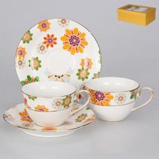 IM52-2300 Набор чайный 4 предмета 220 мл.