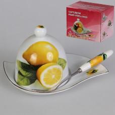 IM56-0517 Подставка под лимон с вилочкой 15 см.