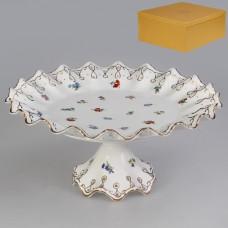 IM52-5040 Блюдо для торта на ножке 37 см.