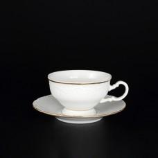14399 Набор чайных пар 230 мл (6пар) Лиана