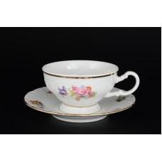 14466 Набор чайных пар 230мл (6пар) Лиана