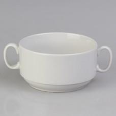 C0677 Чашка для бульона 470см3ф.657 (4С0677Ф34) Белье Белый