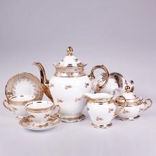 18188 Кофейный сервиз на 6 персон 17 предм.