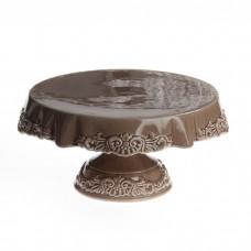 IM18-0103 Блюдо для торта на ножке 31 см. (высота 15,5 см.)