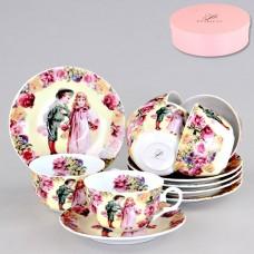 IM56-0822 Набор чайный 12 предметов 250 мл.