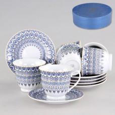 IM56-1322 Набор чайный 12 предметов 250 мл.