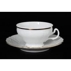 03652 Набор чайных пар 220 мл. 6 пар