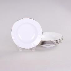 06966 Набор тарелок глубоких 23 см. 6 шт.