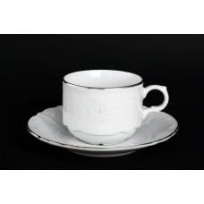 14087 Набор чайных пар 250 мл. 6 пар