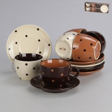 756-099 Чайный набор на 6 персон 12 пр 200 мл