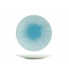 3244303 Тарелка десертная Лазурь d=20 см