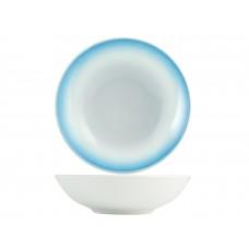 3244302 Тарелка суповая Лазурь d=22 см