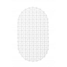 IM99-5603/бел Коврик для ванны 36*67 см. (белый)