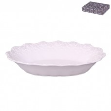 IM18-0012 Блюдо овальное глубокое 26,5*19,5*5 см