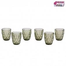 IM99-5704 Набор стаканов для воды 6 шт 320 мл МИКС
