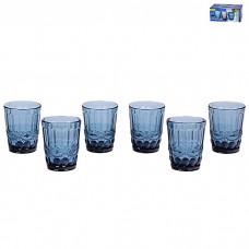IM99-5706 Набор стаканов для воды 6 шт 320 мл МИКС