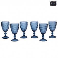 IM99-5707 Набор бокалов для вина 6 шт 250 мл МИКС