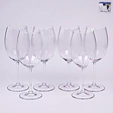 02B4G001580 Набор бокалов для вина 6 шт. 580 мл.