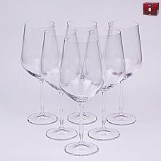 02B2G003800 Набор бокалов для вина 800 мл. 6 шт.