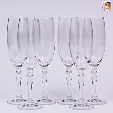 02B4G005190 Набор бокалов для шампанского 190 мл. 6 шт.