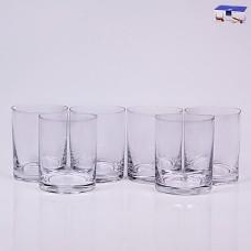 02B2G001320 Набор стаканов для виски 6 шт. 320 мл.