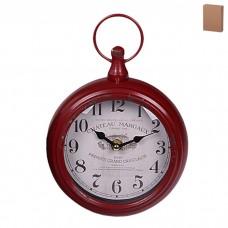 IM99-2919/красный Часы настенные l=16см, h=21см, w=4см