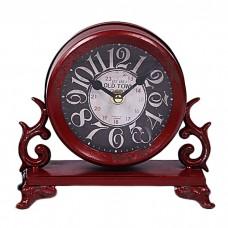 IM99-2917/красный Часы d=14,5 w=6см.