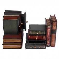 IM99-2616 Подставка для книг с емкостью для хранения 32*10,5*15 см