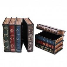 IM99-2617 Подставка для книг с емкостью для хранения 20*14*16 см
