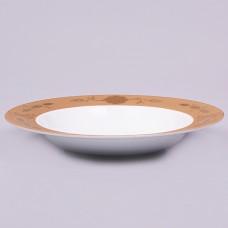 DM9522 Тарелка суповая 23 см