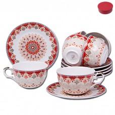 IM56-1722 Набор чайный 12 пр.250 мл