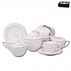 IM99-5294 Набор чайный 15 предметов ЗОЛОТО