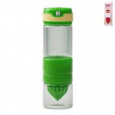 IM99-5420/зеленый Бутылка для воды и приготовления напитков 600 мл