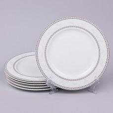 63133 Десертная тарелка 19 см BARON SILVER