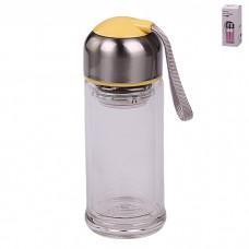 IM99-5424 Бутылка для воды и приготовления напитков 220мл 4 цвета
