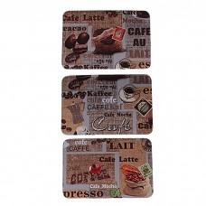 IM99-5028/кофе Коврик придверный 40*60 см