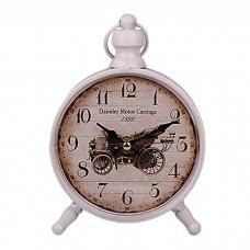 IM99-2949/белый Часы 13,5*20*4,5 см
