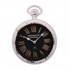 IM99-2942/Bistrot Часы настольные 28*22 см Белый