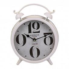 IM99-2940/бежевый Часы настольные 21CM