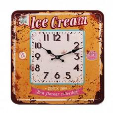 IM99-2945/4 Часы настольные 40CM Natural coffee