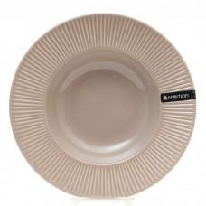 705631 Суповая тарелка 24см Taupe Palette