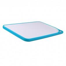 IM99-4746/голубой Разделочная доска с наклонной рабочей поверхностью