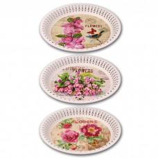 IM99-1419/розы Блюдо круглое d=38см,h=5см