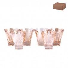 IM99-5752 Набор стаканов стеклянных 6шт 10*10*9,5см