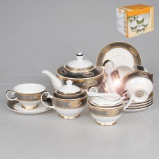 IM09-0401 Набор чайный 17 предметов
