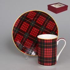 IM52-1000 Набор кружка 370 мл. и тарелка 19 см.