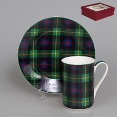 IM52-1100 Набор кружка 370 мл. и тарелка 19 см.